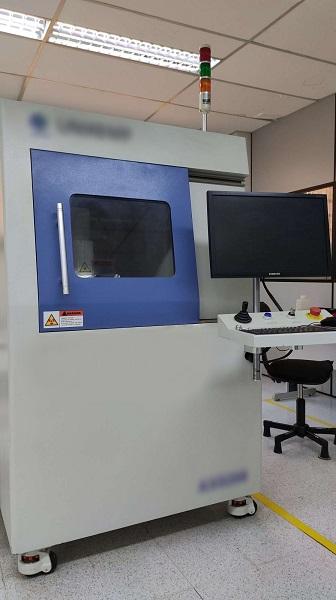 Raio-X placas eletrônicas